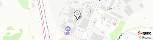 Хоум стайл на карте Подольска