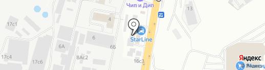 АВТО-ПОМОЩНИК на карте Щербинки