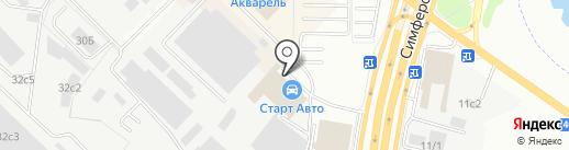 НОВЫЙ ПРОЕКТ на карте Щербинки