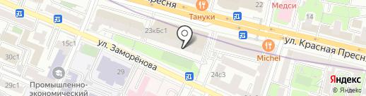 Продюсерский центр им. Г.С.Улановой на карте Москвы