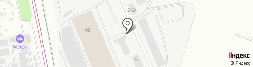 SKLADR на карте Подольска