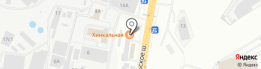 4x4 ПиПл на карте Щербинки