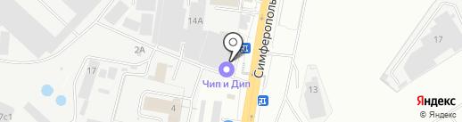 Creavit на карте Щербинки