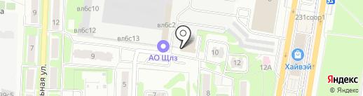 Ателье штор на карте Щербинки
