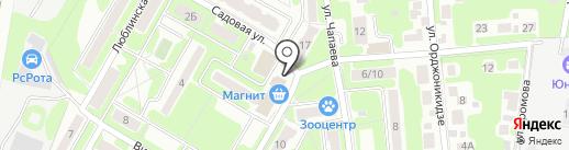 Qiwi на карте Щербинки