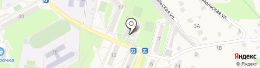 Плехановский культурно-досуговый центр на карте Плеханово