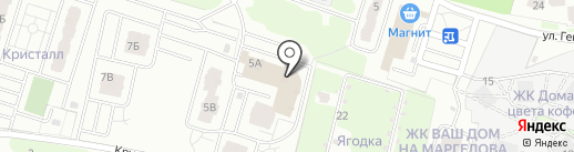 WEDISSON ART на карте Тулы