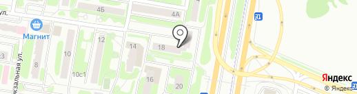 Ателье на карте Щербинки