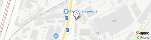 ГСК-Полимер на карте Подольска