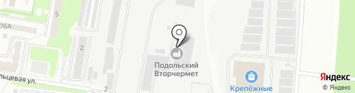 Спецстройкомплект на карте Подольска