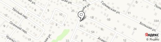 Фирс на карте Новороссийска