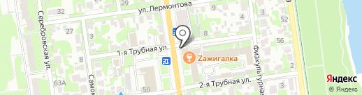 Luxio by Akzentz на карте Тулы