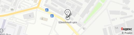 Госткабель на карте Подольска