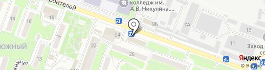 Comepay на карте Подольска