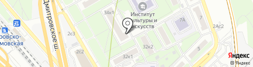 Faberlic на карте Москвы