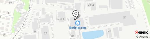 ТММТ на карте Подольска