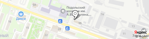 Alex-Gri на карте Подольска