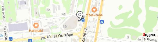 Mr.Doors на карте Щербинки