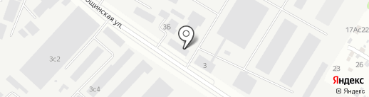 ВРТ на карте Подольска