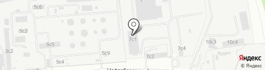 Кулак-Сервис на карте Подольска