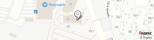 ПлакАрт на карте Щербинки
