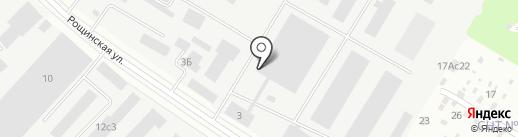 Техноторгресурс на карте Подольска