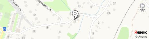 Crazy веник на карте Плеханово