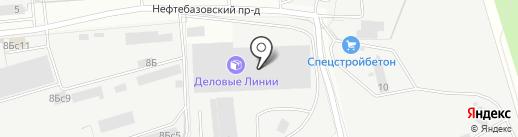 20 Тонн на карте Подольска