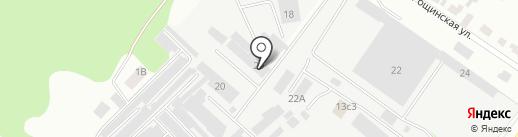 ВМ Ресурс на карте Подольска