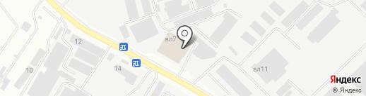 Химмашнефтекомплект на карте Подольска