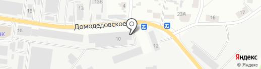 Электролаборатория на карте Подольска