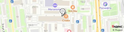 Web Generation Group на карте Москвы