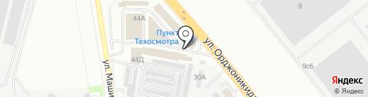 Metiz market на карте Подольска