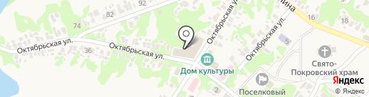 СТОшка на карте Старомихайловки