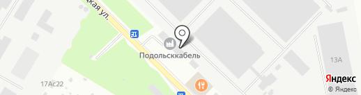 Рикконэ на карте Подольска