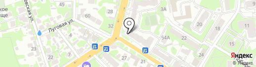 SNS на карте Тулы