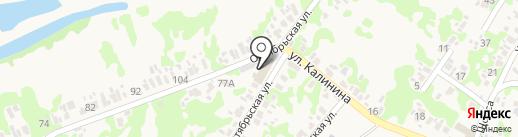 Продуктовый магазин на карте Старомихайловки