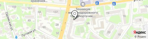 Sutki71.ru на карте Тулы