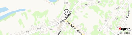 Парикмахерская, ЧП Жильцова Ю.С. на карте Старомихайловки