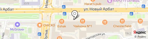 Legalstore на карте Москвы