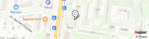 Эспресс студия на карте Тулы