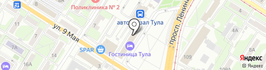 СъелБыСам на карте Тулы