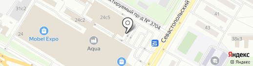 Electrica vision на карте Москвы