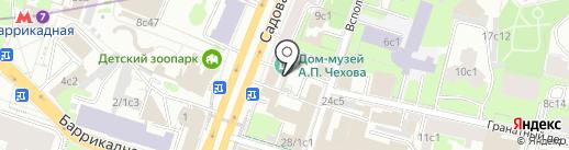 Palatin на карте Москвы
