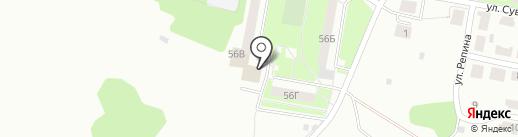Kuma на карте Подольска