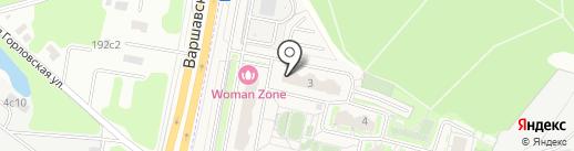 Лора на карте Бутово