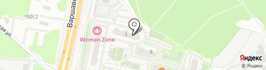 Гастрономия на карте Бутово