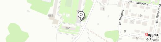 Единый информационно-расчетный центр ЖКХ на карте Подольска