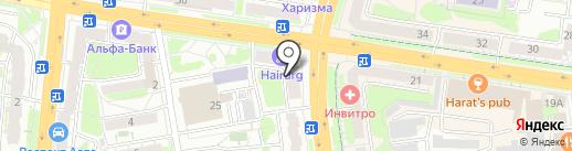 Старт на карте Тулы