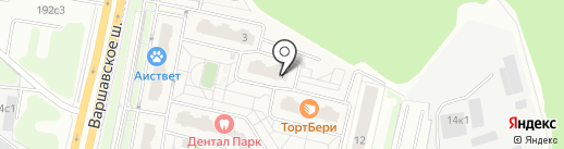La Suprema на карте Бутово